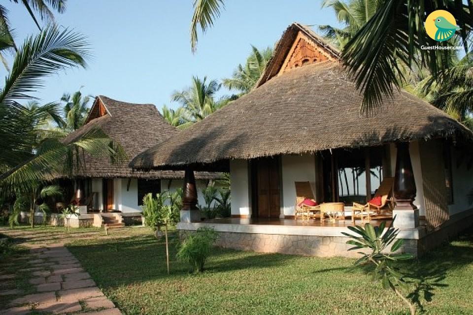 Elegant cottage room for 3