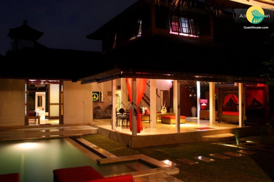 Relaxing 3 bedroom villa in Seminyak