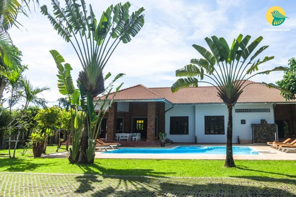 Splendid 4 bedroom Villa