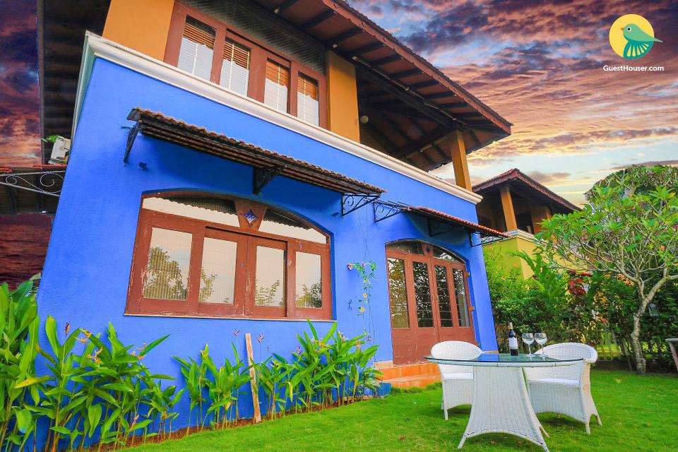 3-BHK villa near Baga Beach