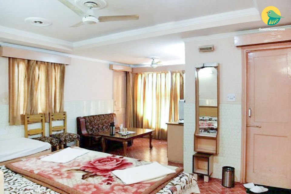 Non AC Rooms to Stay in affordable prices