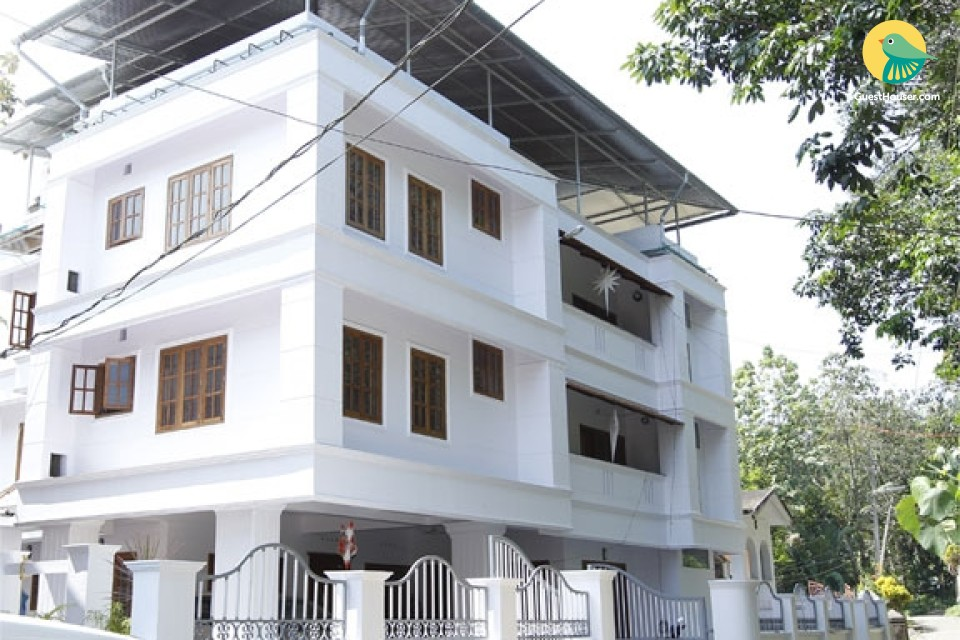 2BHK Self-Catering Budget Apartment