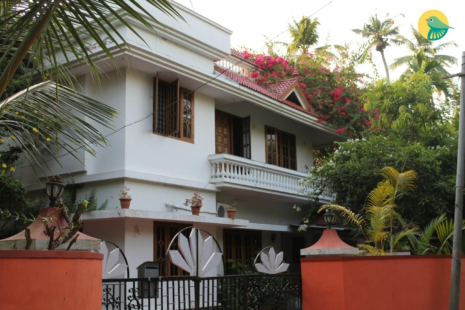 Comfortable and convenient stay in kerala
