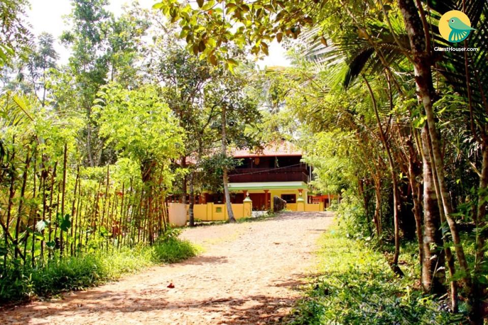 A delightful stay in Kerela