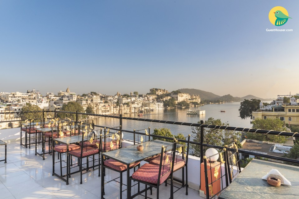 Tranquil getaway in a boutique stay, by Lake Pichola