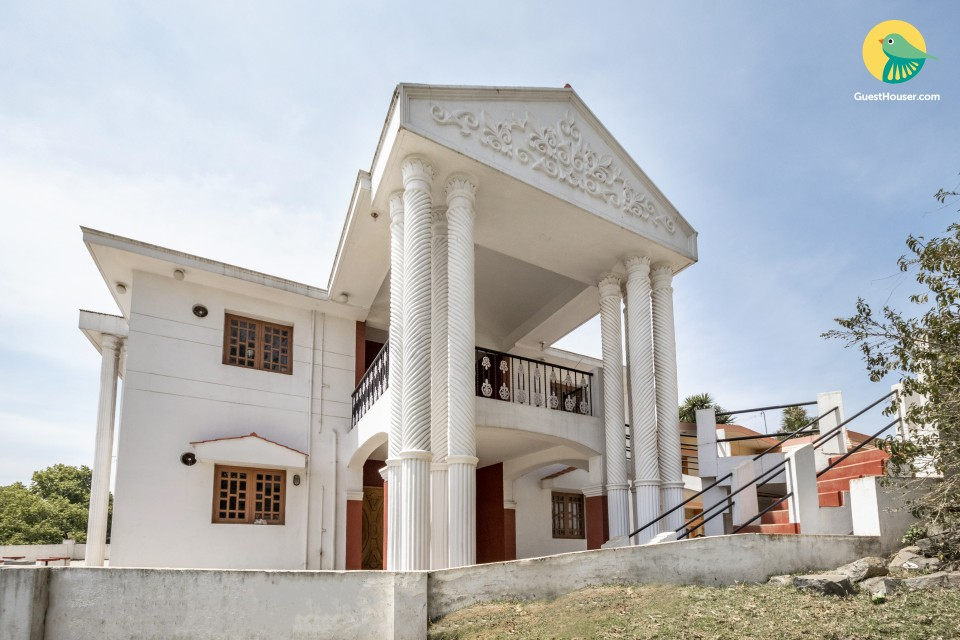 Traditional 4-BR abode, 1.2 km from Ooty Lake