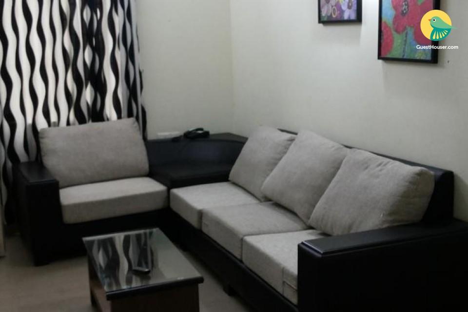 2-BHK apartment, near Calicut Beach