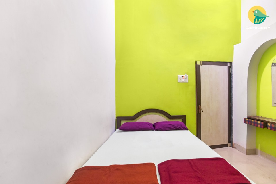 Cosy stay for small groups, near Anjuna Beach