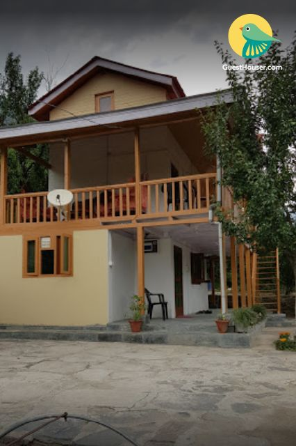 Comfortable stay in Himachal Pradesh best suited for Family