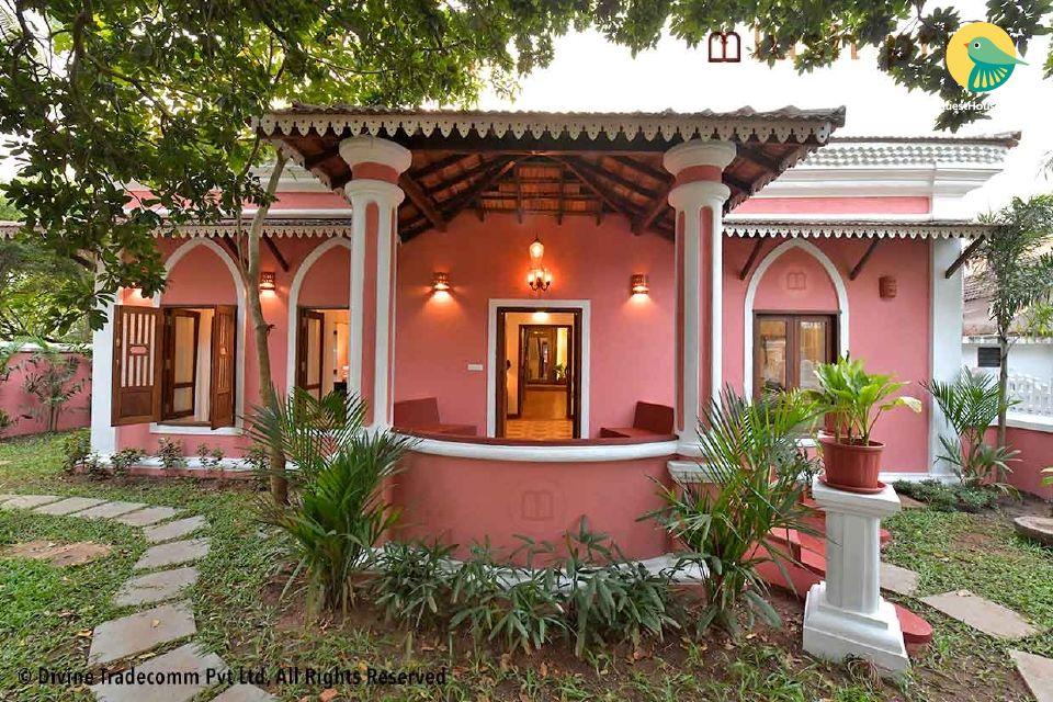 Villa for twelve near Anjuna Beach