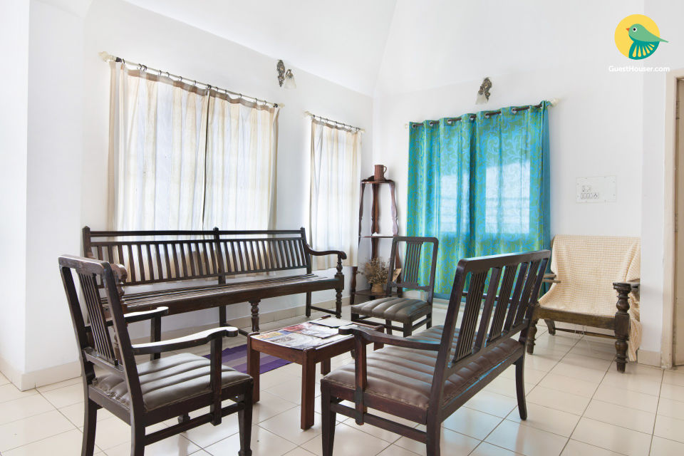 Spacious 1 BHK, ideal for families