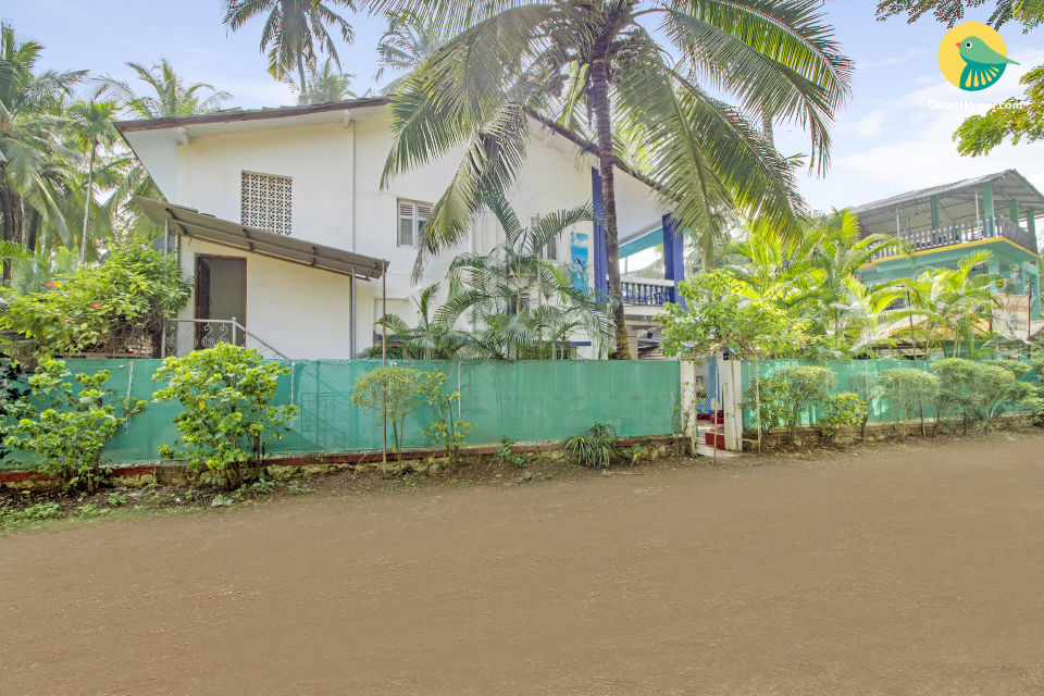 Homely 5-BR abode for groups, close to Nagaon Beach
