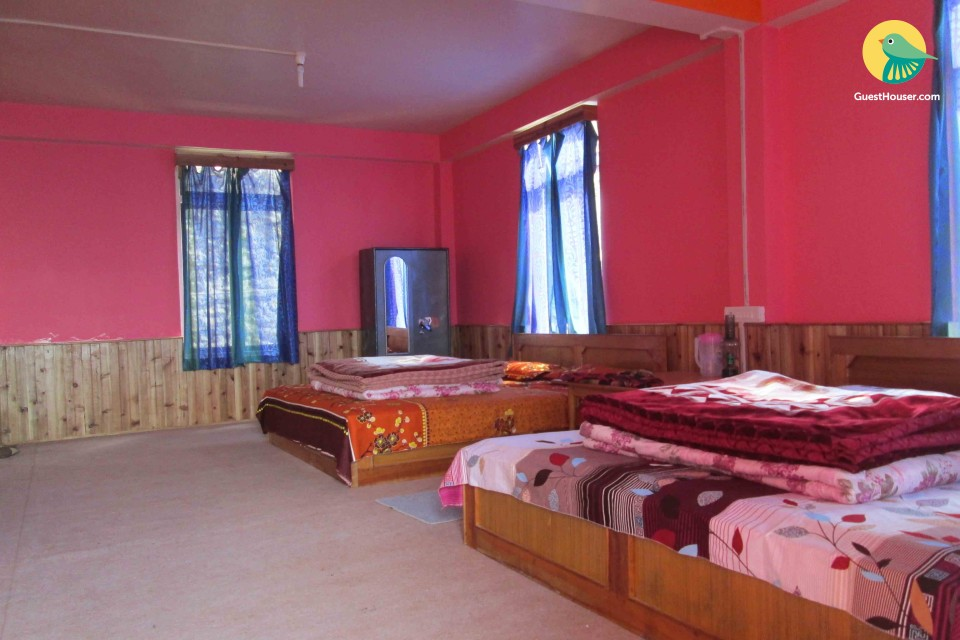 An Ravishing and Spacious room to stay