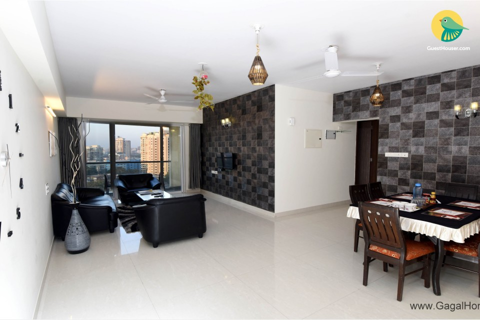 Well appointed 2-BHK apartment