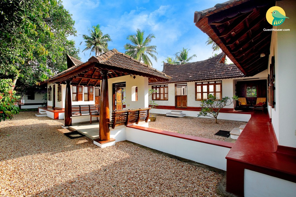 Beautiful Villa in Kottayam