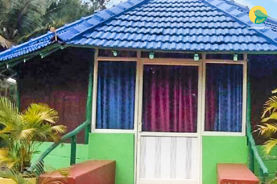 Vibrant 4-BR homestay for a backpacking holiday