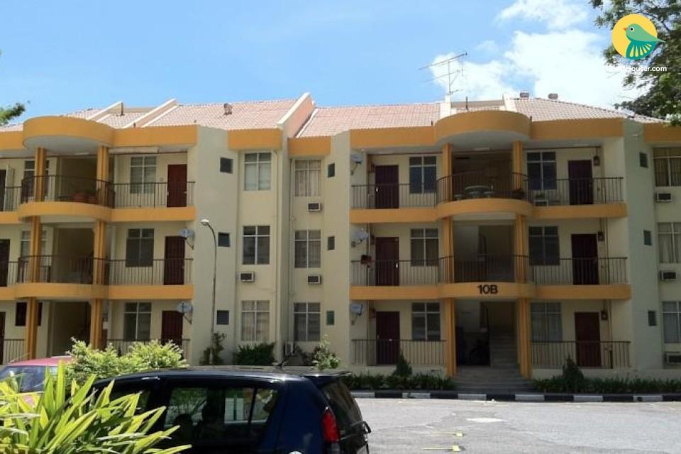2 Bedroom Apartment in Batu Feringgi