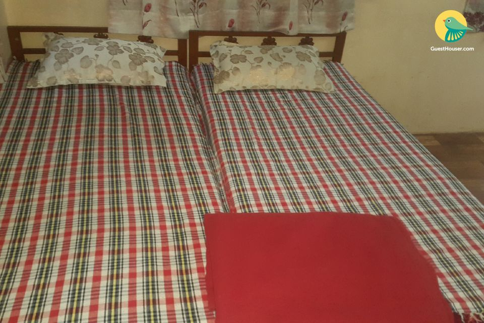 A comfortable, peacefull and inexpensive guest house