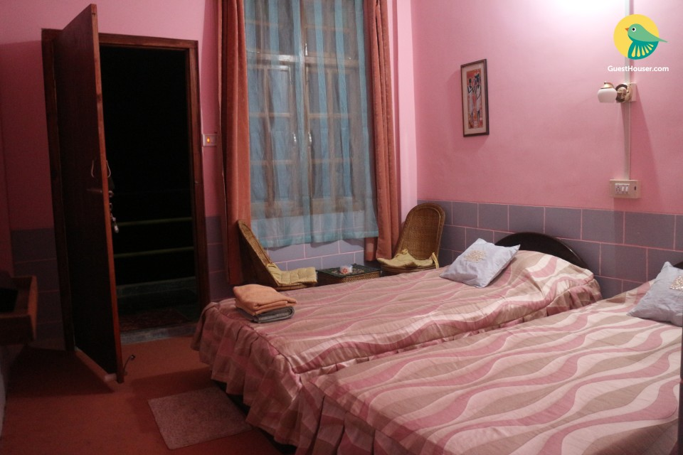 Cosy room in a homestay, ideal for groups