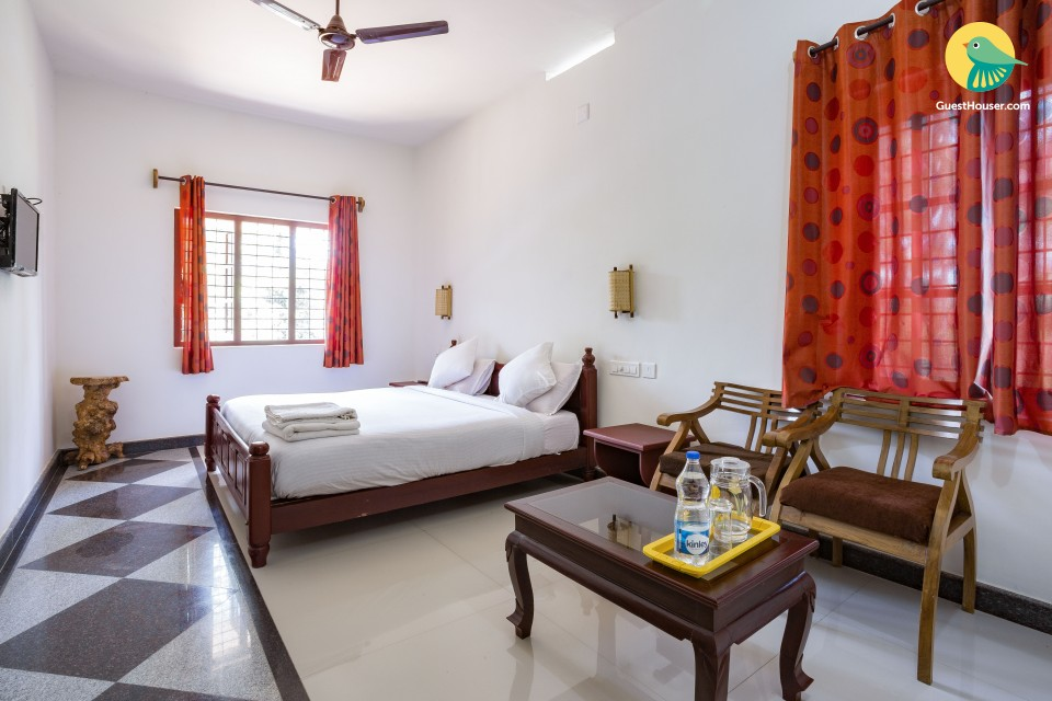 Room for 3 in a homestay
