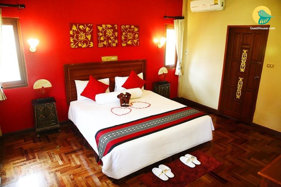 Garden View 1 bedroom Villa