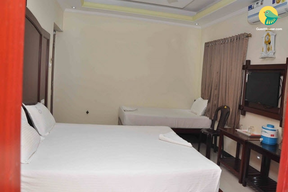 Spacious room for your stay