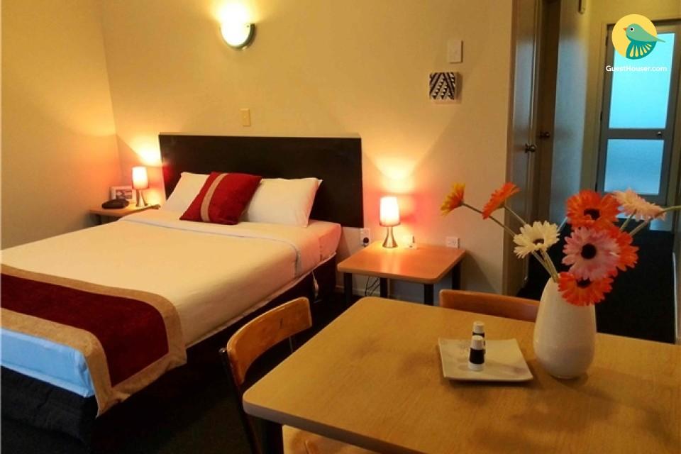 1 Bedroom Spa Apartment