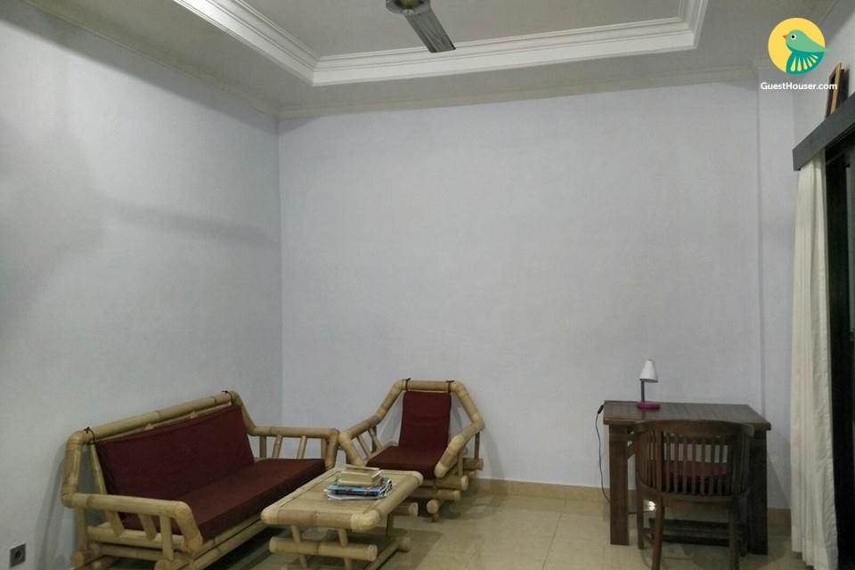 restful 1 bedroom villa