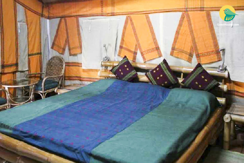 Luxurious tent in Mayong