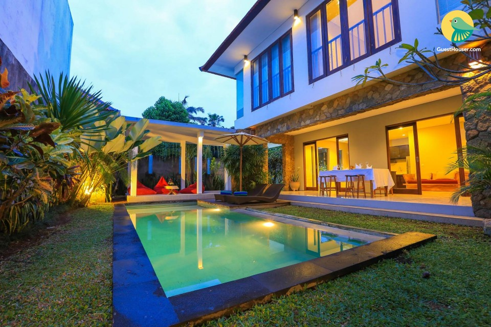 Luxurious 3 bedroom Villa With all modern facility