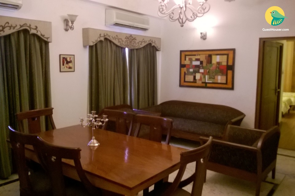 2 Bedroom Apartment with all modern amenities