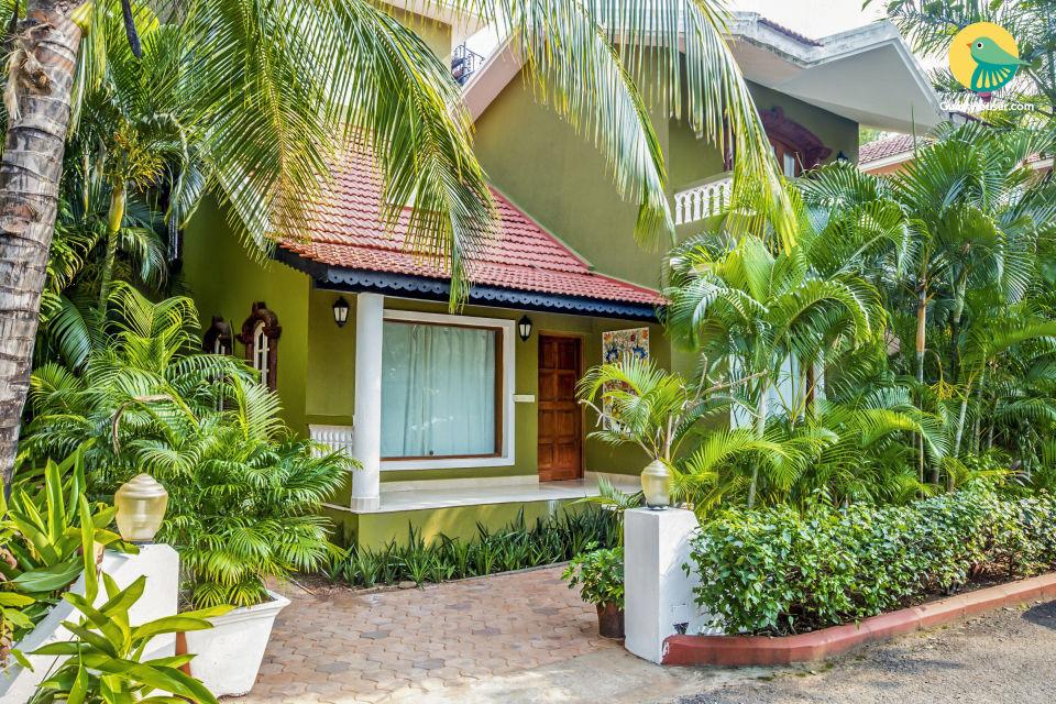 3 BHK villa near Sinquerium Beach