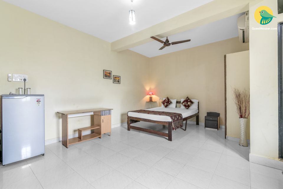 1-BR stay near Candolim Beach