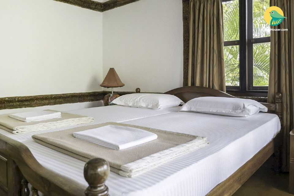 Airconditioned room to stay