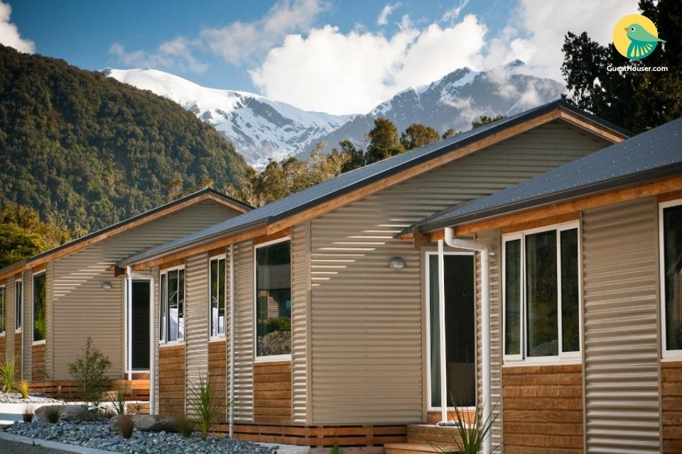 2 Bedroom accommodation in Franz josef