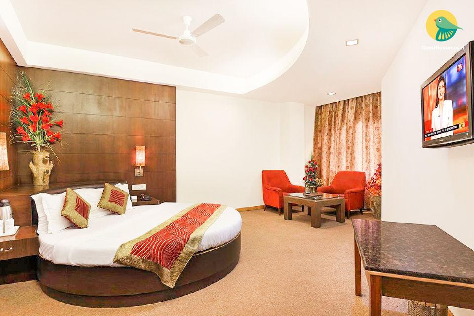 Lavish 1-bedroom abode, close to Hadimba Devi Temple