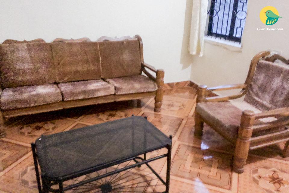 Restful 1-BR apartment, near Calangute Beach