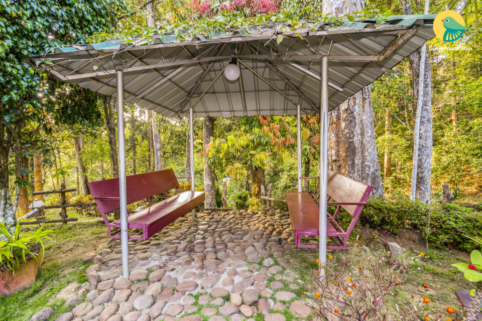 Private room in a nature-blessed boutique stay, ideal for a quiet vacation