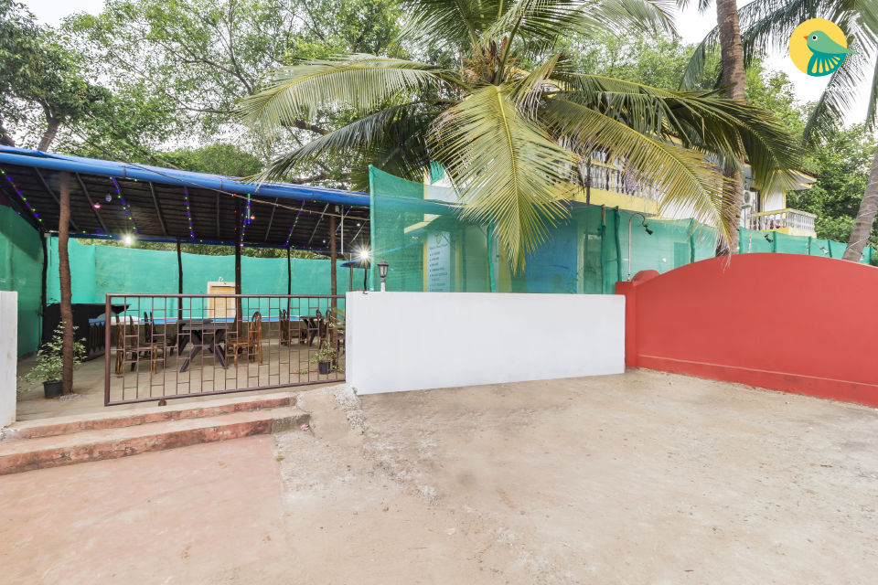 6-BR villa with terrace sit-out, near Calangute beach