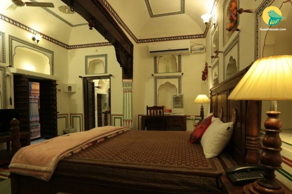 Heritage stay with Wi-Fi
