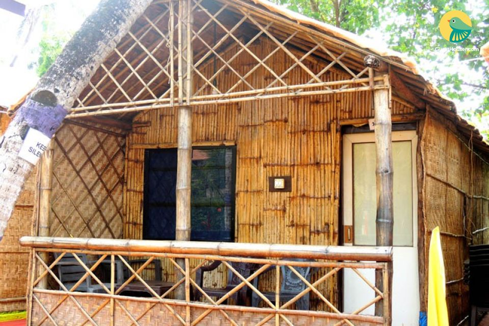 Cottage stay for 2 in Goa