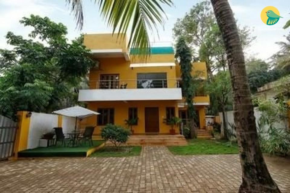 5 Bedroom Villa in Baga