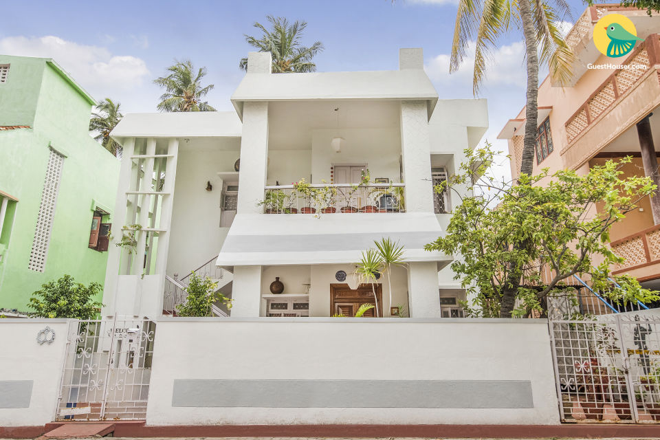 Capacious stay for 3, 1 km from Promenade Beach