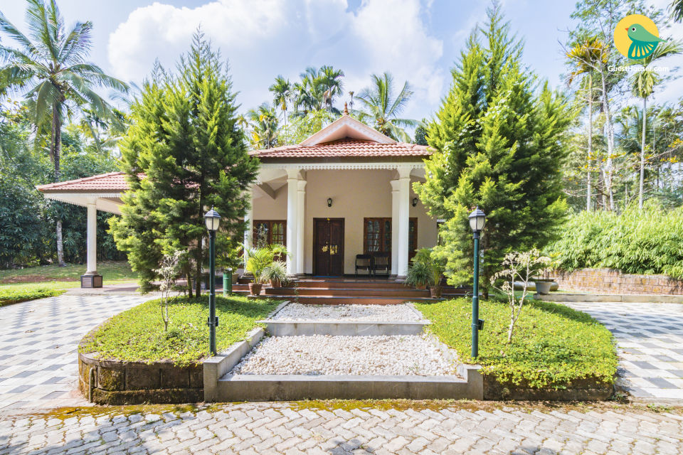 Elegant 2-BR villa for 6, ideal for groups