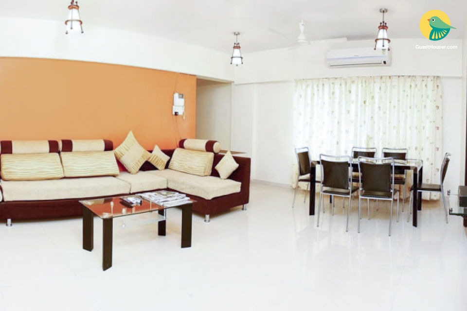 2 BHK for a small family