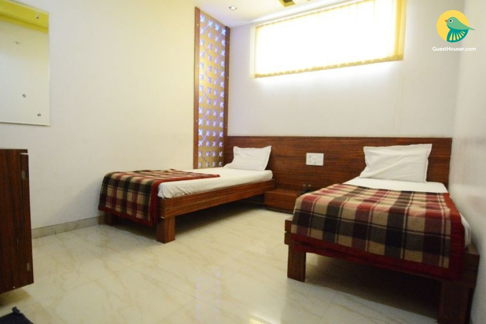 Well-appointed stay in a guest house, ideal for backpackers