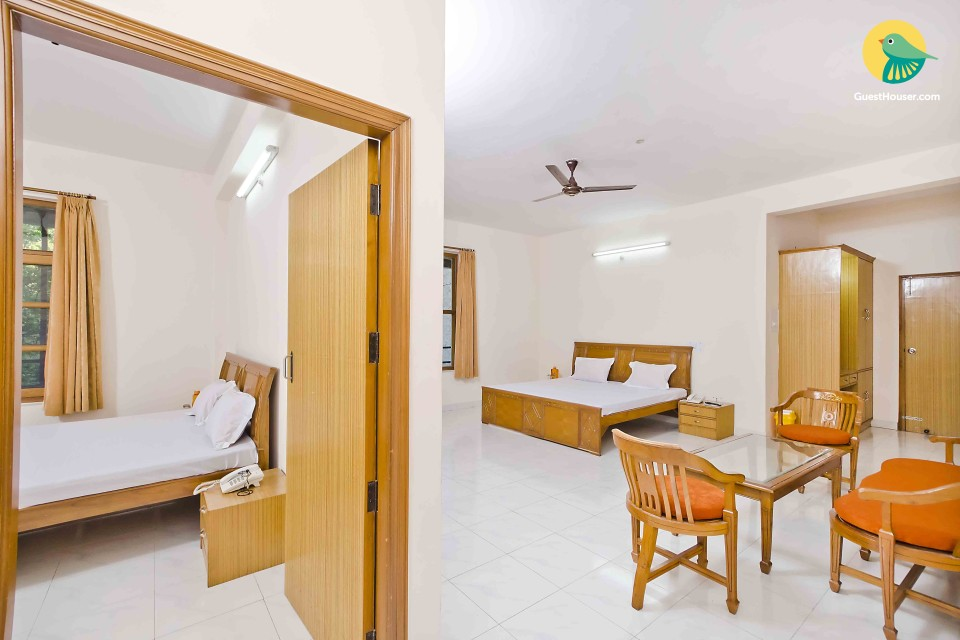 2 bedroom boutique accommodation