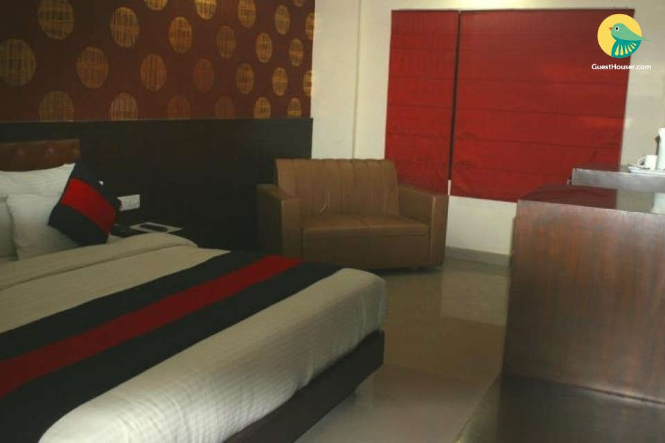 executive rooms in haridwar