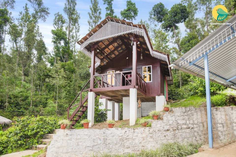 Rejuvenating 1-BR cottage stay, ideal for peace-seekers