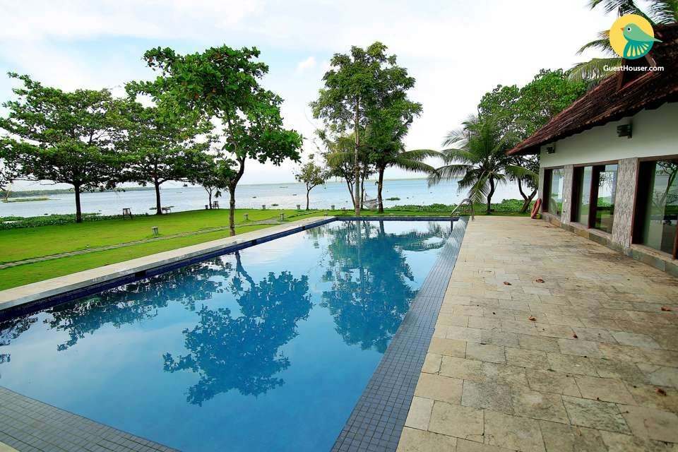 Pleasant boutique stay with a pool, ideal for couples